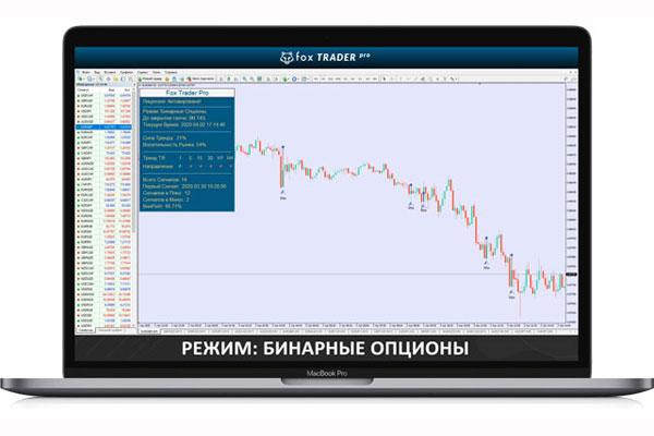 Fox-Trader-Pro---режим-бинарные-опционы