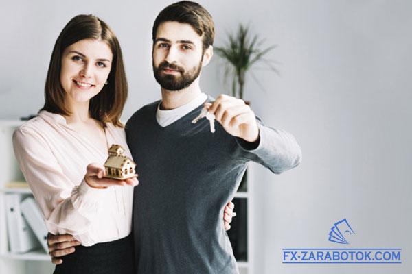 американская пара инвестирует деньги в недвижимость