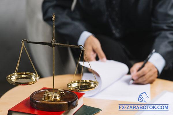 американский судья