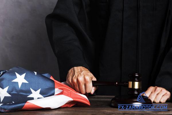 судья США